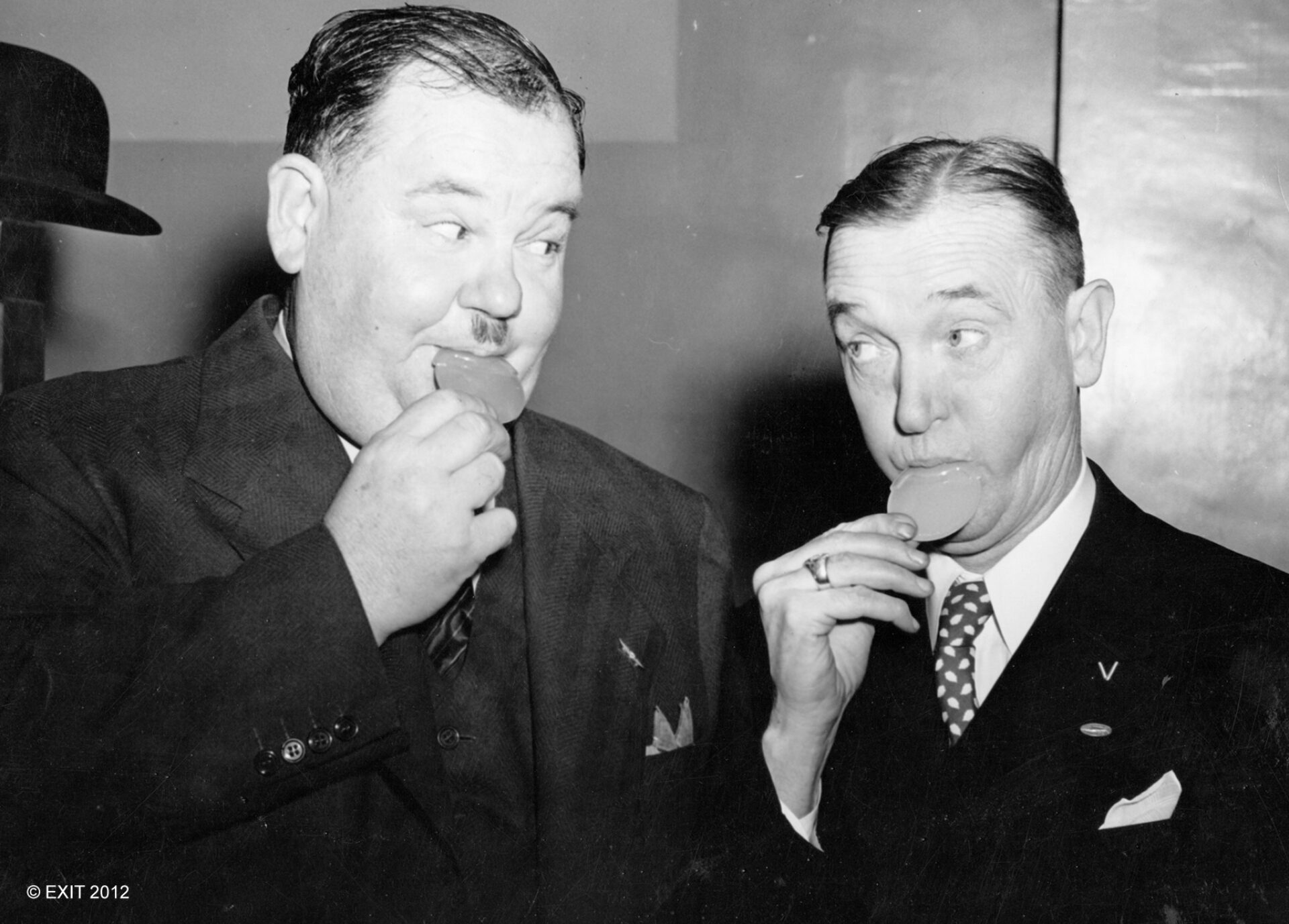 Laurel and Hardy - Their Lives and Magic | IDFA