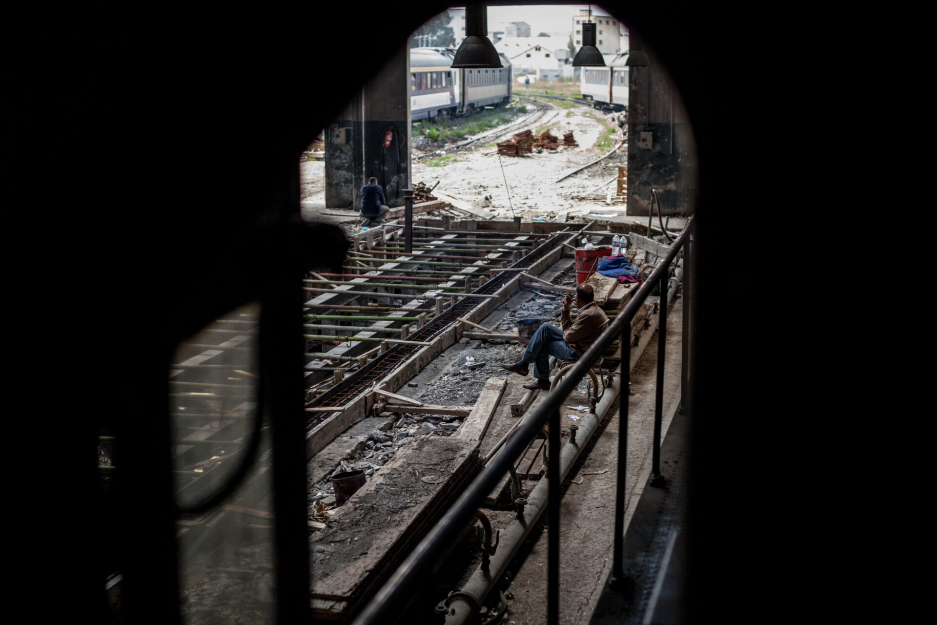 Railway Men Idfa