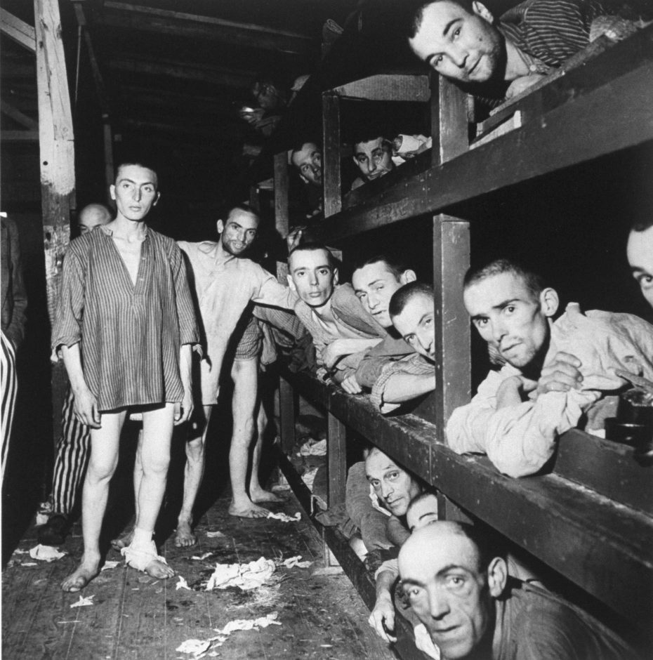 an introduction to the concentration camps in the world war two