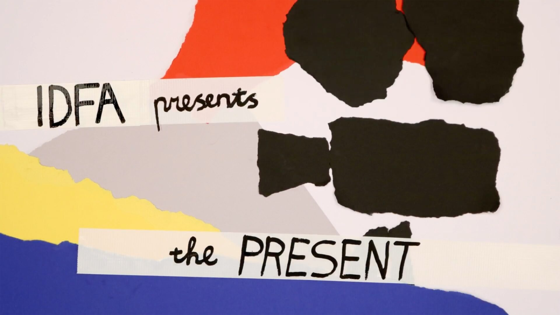The Present Relay Film As A Parting Gift Idfa Working Principle Video Watch
