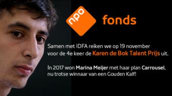 NPO-fonds banner IND nov-dec