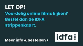 Voordelig online films kijken? Bestel dan de IDFA strippenkaart.